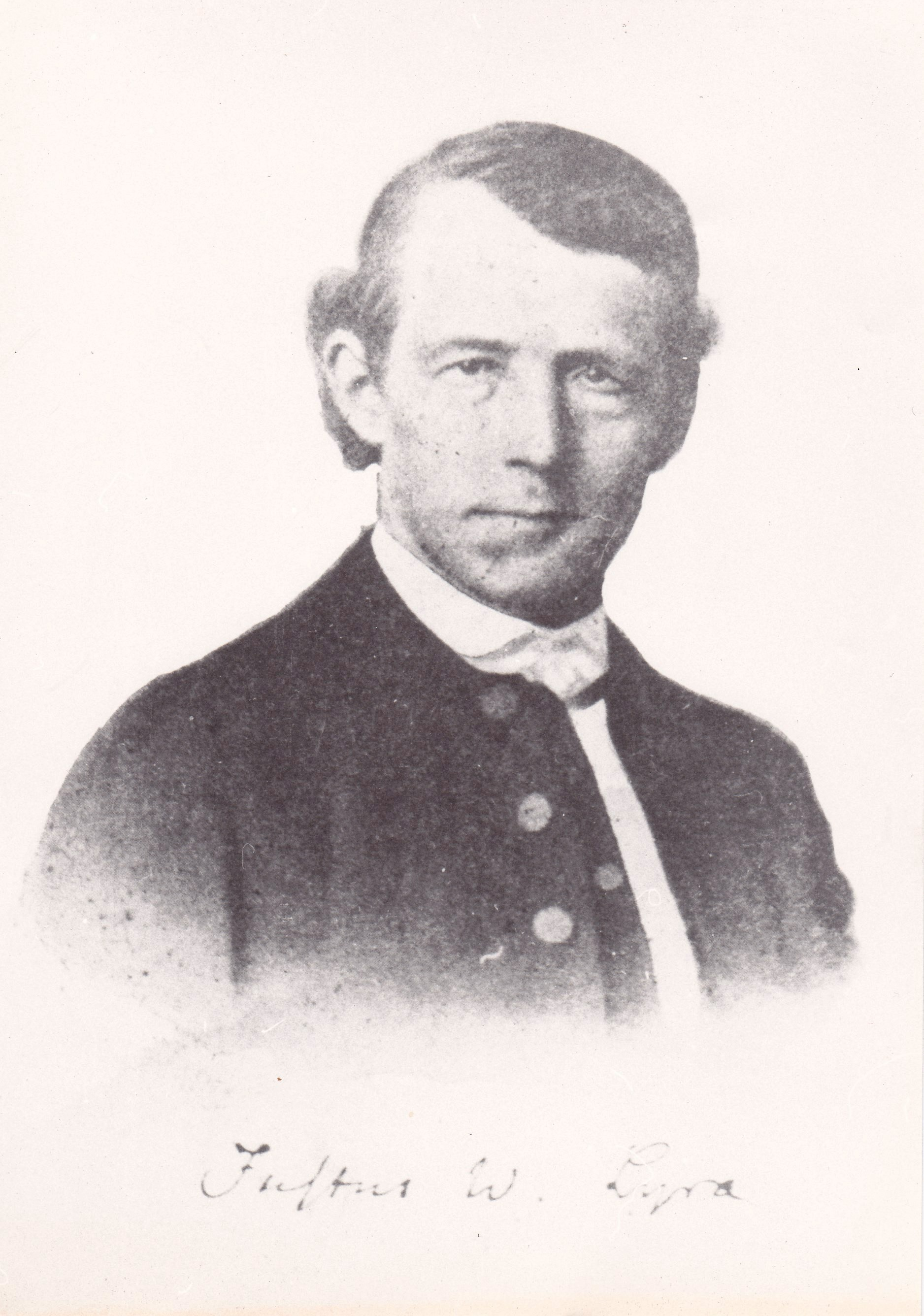 Justus Wilhelm Lyra
